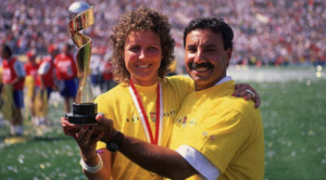 Tony DiCicco: A pioneer in the U.S. Women's Soccer history